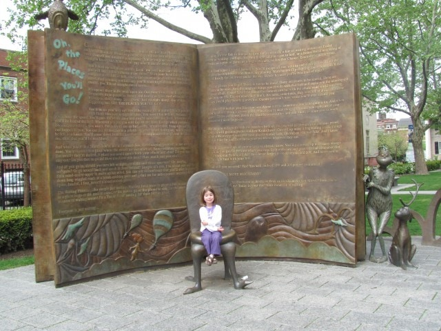 Dr. Seuss Memorial Garden