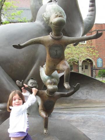 Dr. Seuss Memorial Garden
