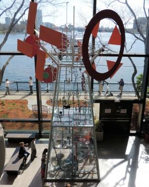 Audiokinetic Sculpture, Boston Museum of Science