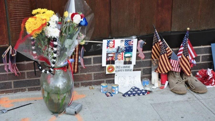 9/11 Memorial – Remembering.