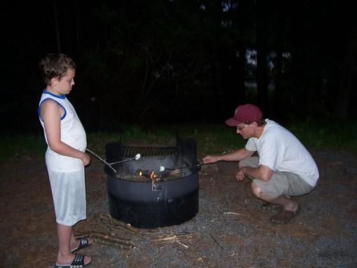 Scaroon Manor Campground, Schroon Lake, NY