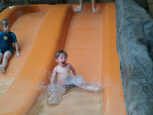 Great Escape White Water Bay Indoor Water Park