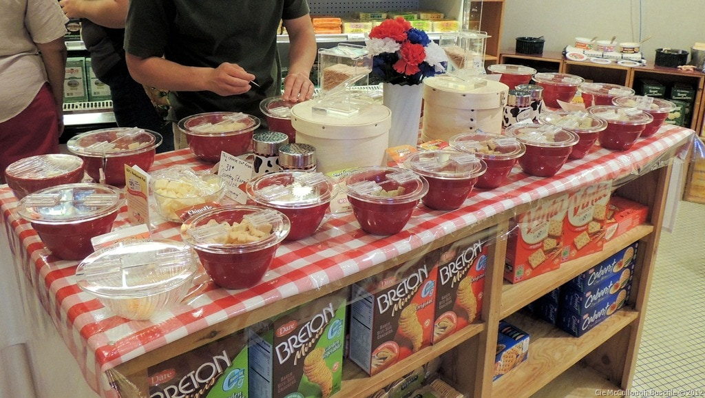 Cabot cheese spread, Cabot Creamery Vermont