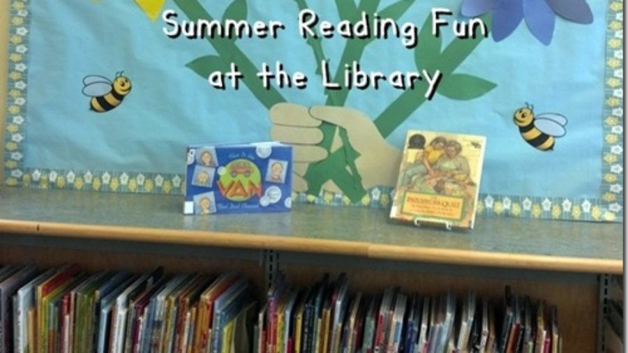 Library Summer Reading Programs: Dream Big READ
