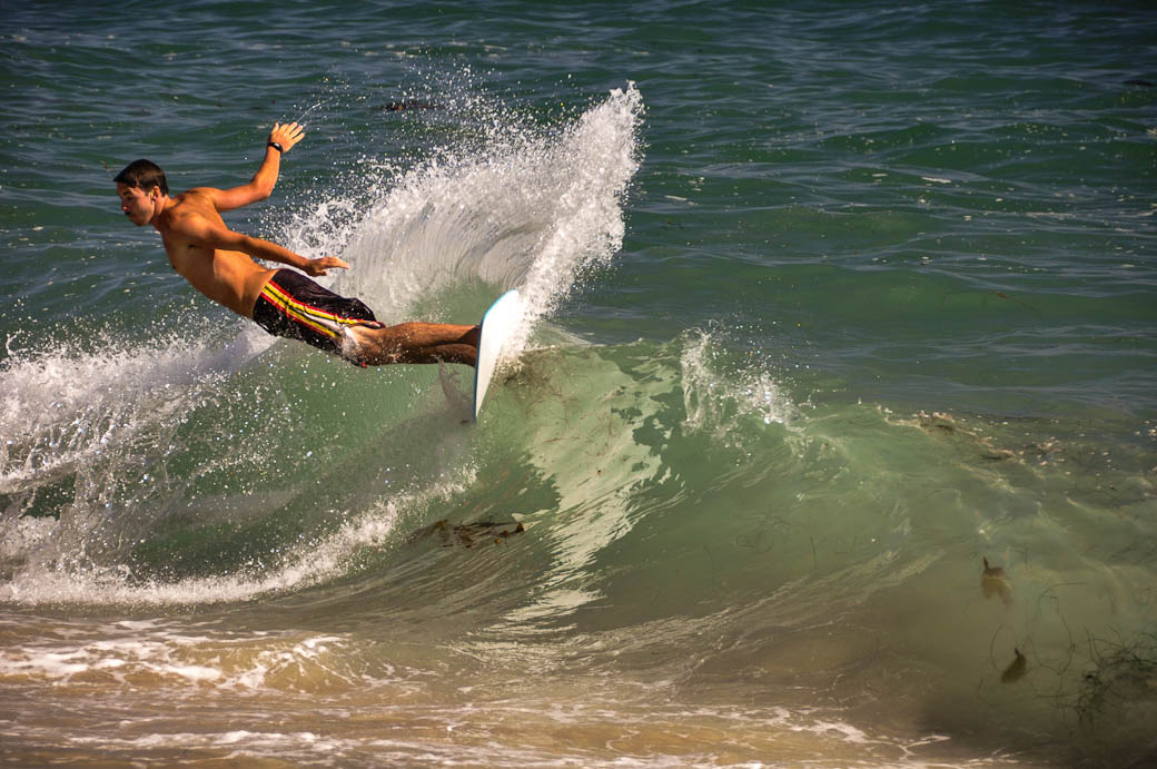 Surf Shop to Beach, Skimboard Tips to Go From Beginner to