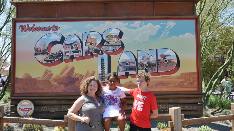 Travel Tips for Cars Land Theme Park at Disney California Adventure