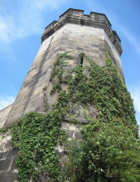 Eastern State Penitentiary Philadelpia Exterior Tower.jpg