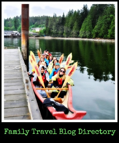 Family Travel blogs | TBEX tour | Vancouver