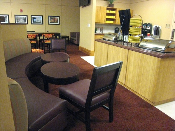 Homewood Suites University City Philadelphia Breakfast Bar.JPG