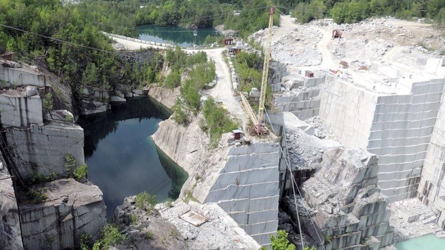 Rock of Ages Granite Quarry, Barre Vermont