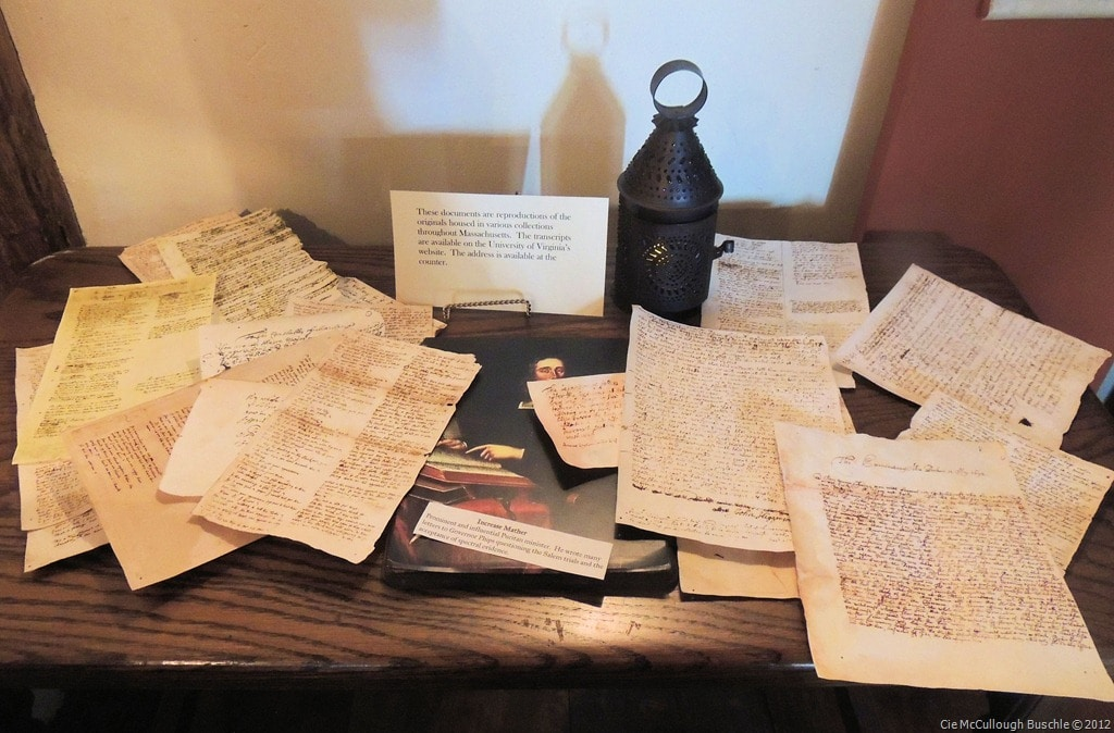 an overview of the salem witch trials and their aftermath Books about the salem witch trials are  with the aftermath,  of the accused and their families the ending gives an overview of how some of the.