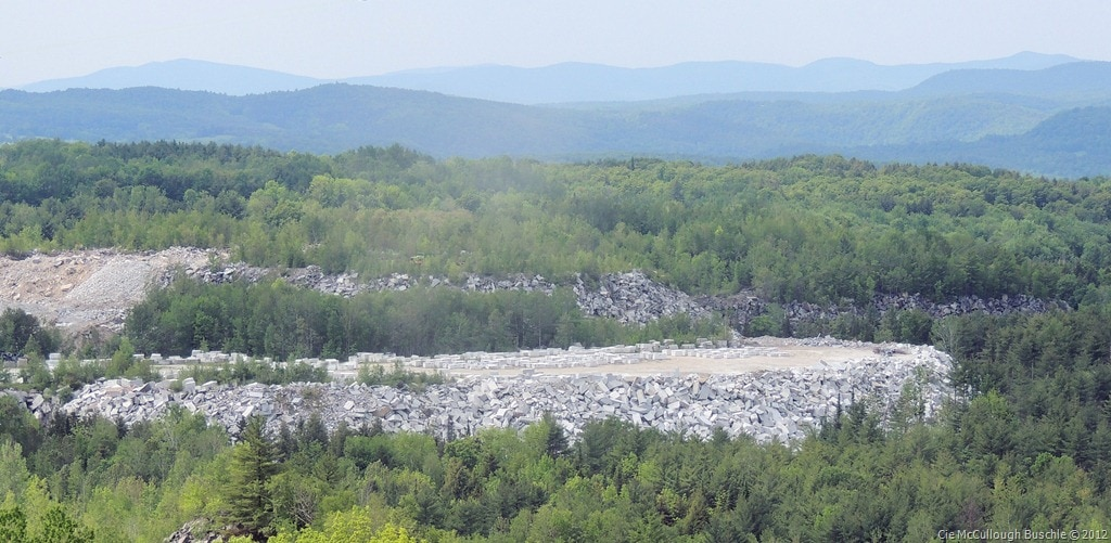 Have a Blast! at Rock of Ages Granite Quarry, Vermont
