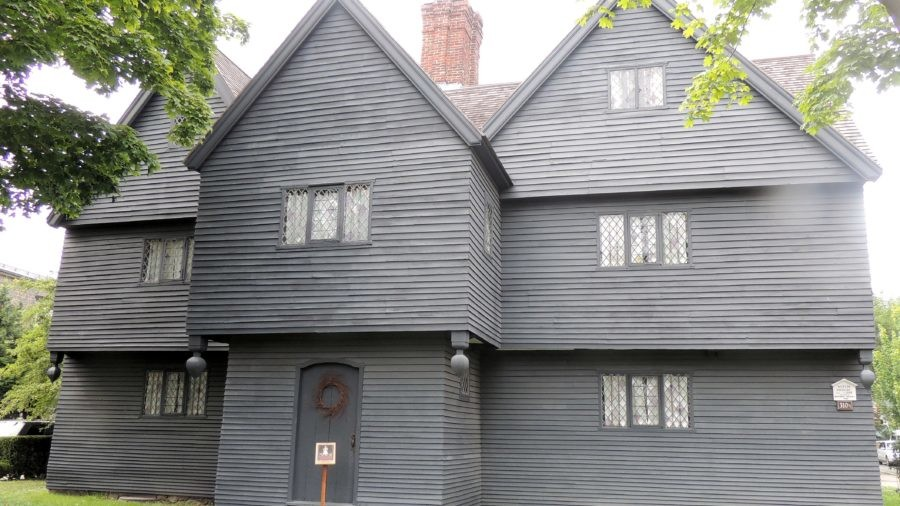 Learning About Life in the 17th Century, The Witch House, Salem Massachusetts