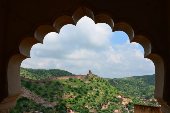 Amber Fort view - Jaipur, India