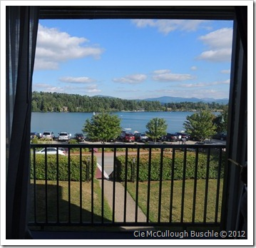 Beautiful view from any window, High Peaks Resort, Lake Placid