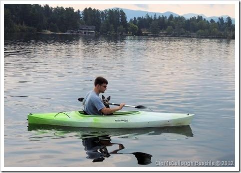 Einstein on Mirror Lake, High Peaks Resort, Lake Placid