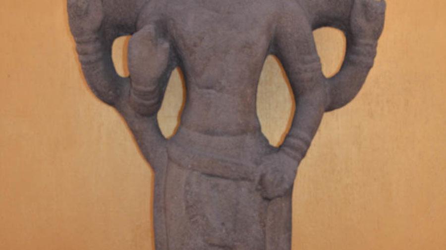 National Museum Delhi - Vishnu