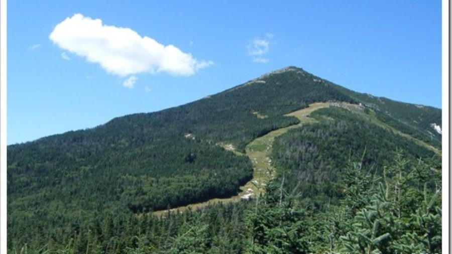 Cloudsplitter Gondola: Whiteface Without the White