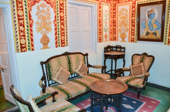 Hotel Bissau Palace - Sitting Room
