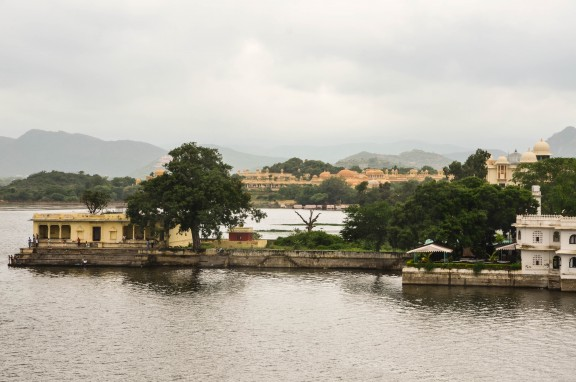 Lake Pichola - Udaipur, India