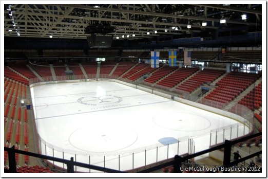 Site of the Miracle on Ice, Olympic Center, Lake Placid