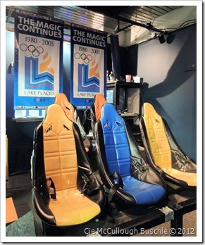 Sports Simulator Ride, Olympic Center, Lake Placid