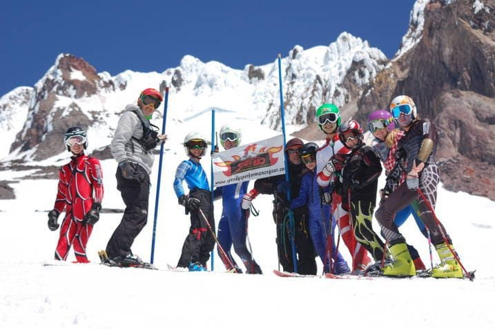 Ski Camp Gives Kids an Extra Edge