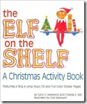 Elf on the Shelf Book