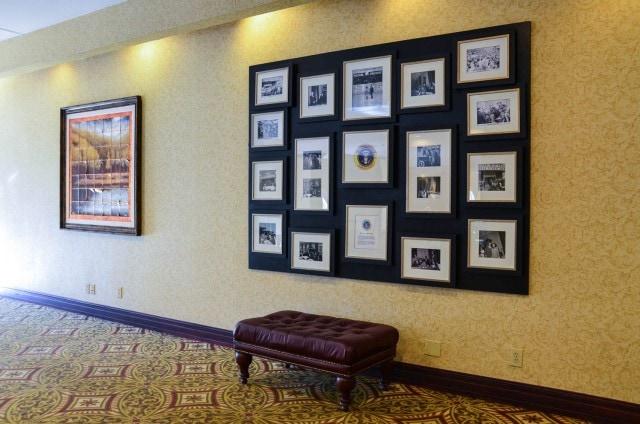 Hilton Fort Worth - JFK Tribute
