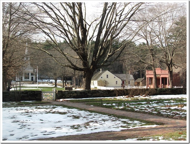 A Day Trip to Old Sturbridge Village