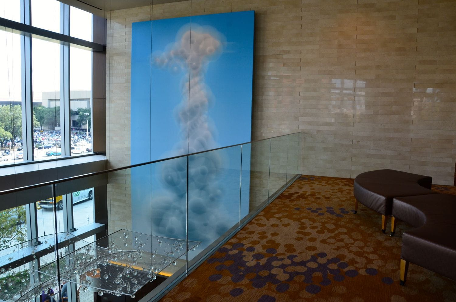 Dallas Art Lives at the Omni