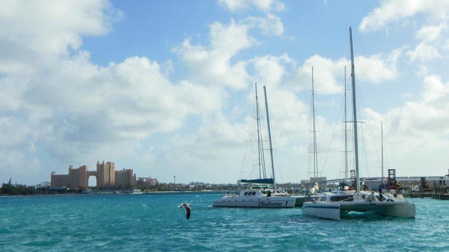 Catamarans - Bahamas