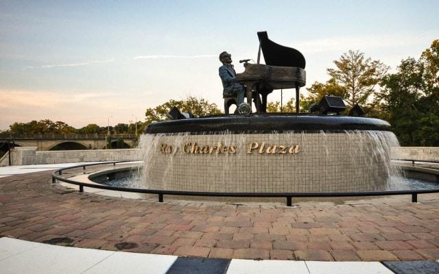 Ray Charles Plaza - Albany, GA