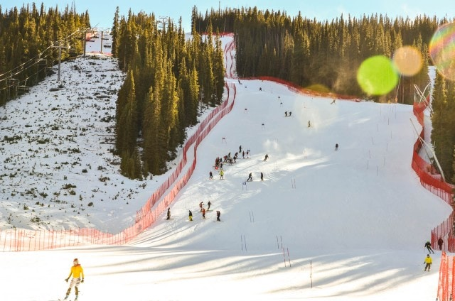 U.S. Ski Team Speed Center at Copper Mountain   Copper Mountain, CO
