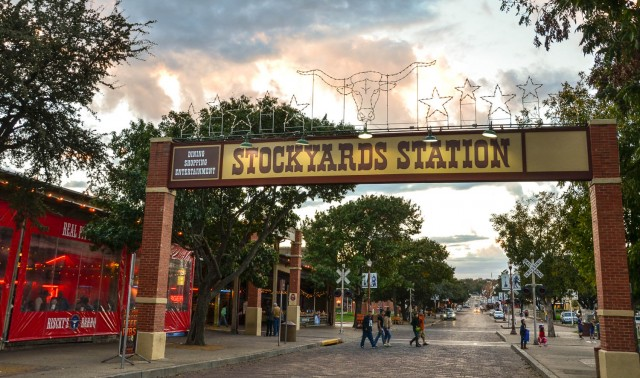 stockyards station - Fort Worth, TX