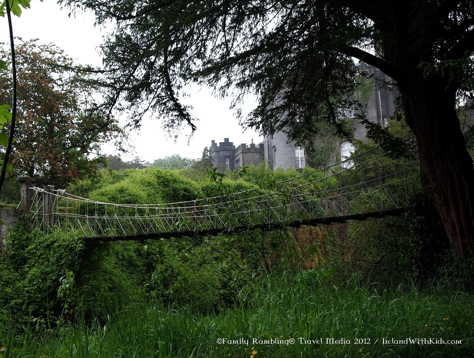 Scientific Ireland at Birr Castle Demense