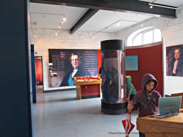 Historic Science Center - Birr Castle - Ireland