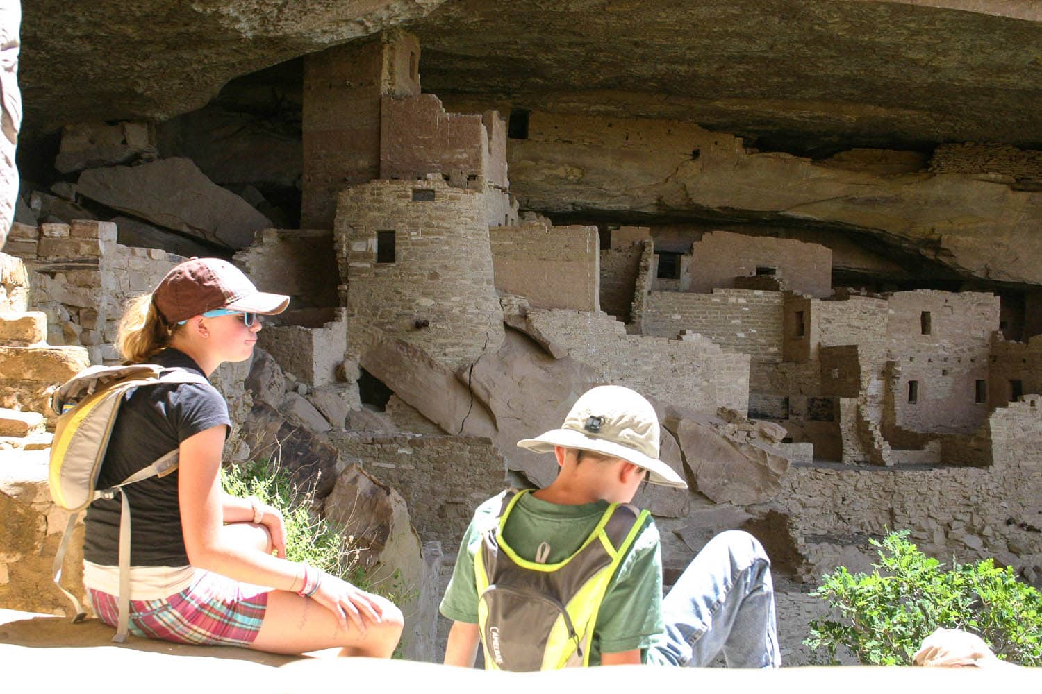 Lessons Learned at Mesa Verde National Park