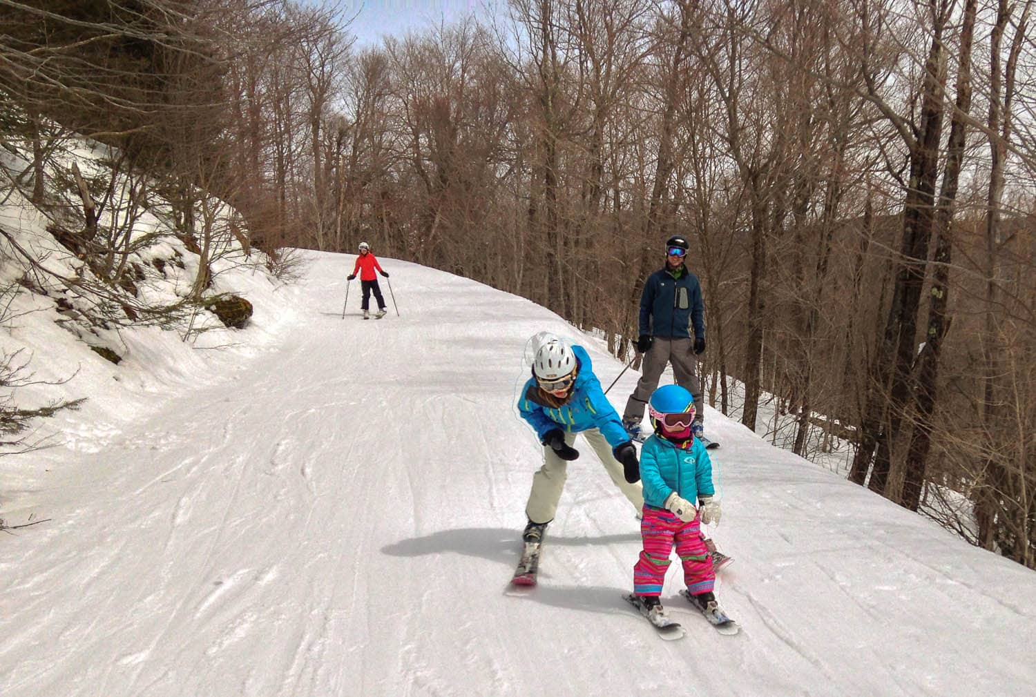 Stowe – A Sweet Family Ski Resort