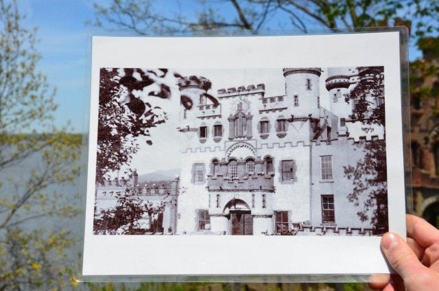 Bannerman Castle - circa 1916