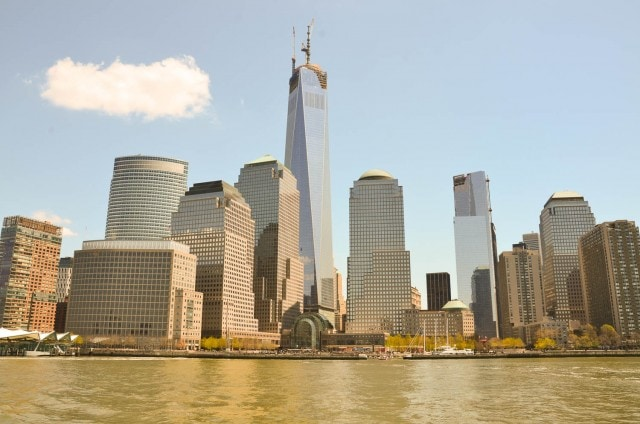 reedom Tower - One WTC