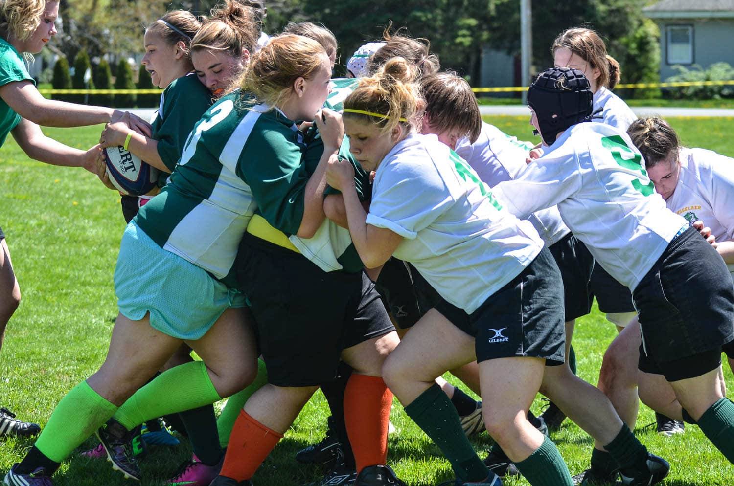 Rough and Rugged, Rugby is an Emerging Sport in the USA
