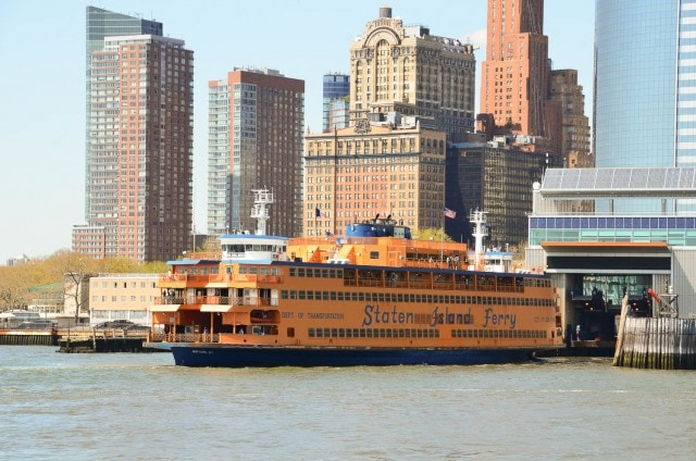 Cost Of Staten Island Ferry Parking