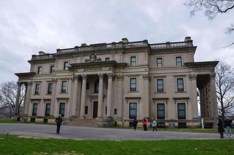 Vanderbilt Mansion Hyde Park Ny Albany Kid Family Travel