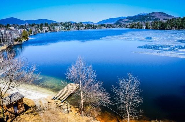 Golden Arrow - Mirror Lake View