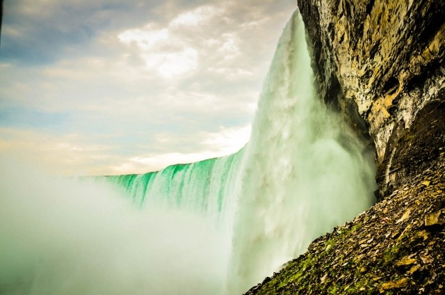 Horseshoe Falls - Journey Behind the Falls | Niagara Falls, Ontario