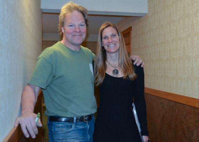 Jenn and Peter Holderied