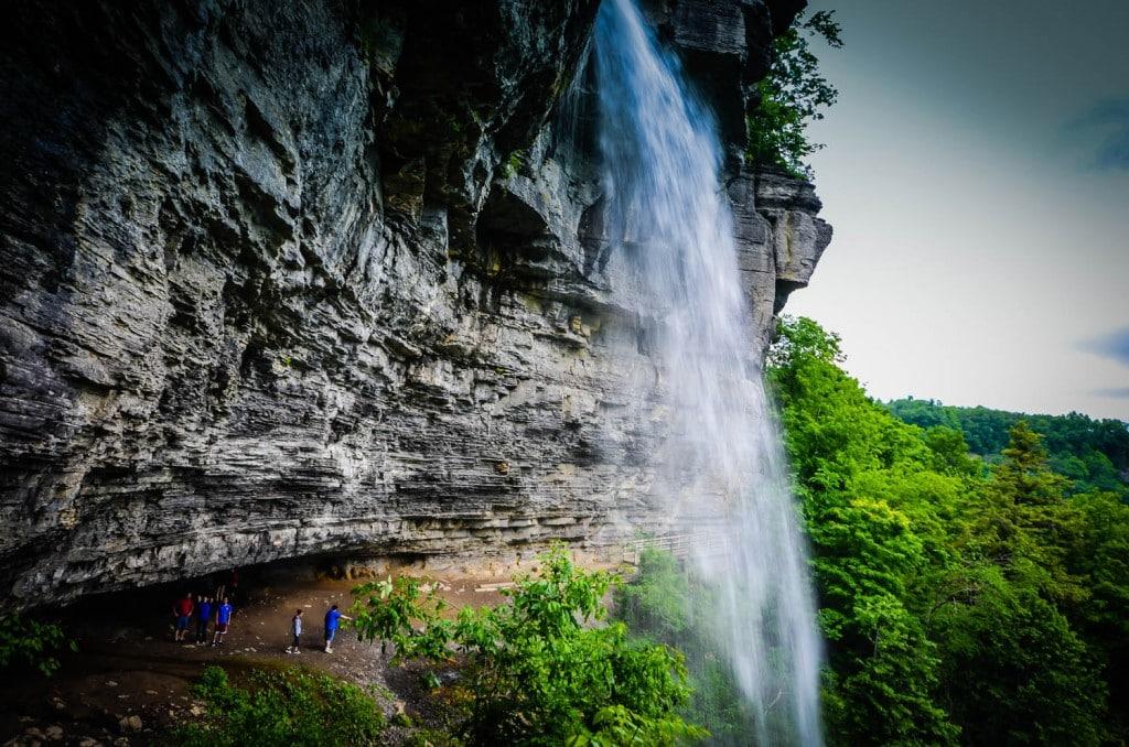 Minelot Falls | Indian Ladder Trail | Thatcher Park