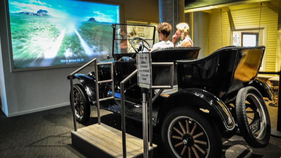 Model T Ford   Colorado History Museum   Denver, CO