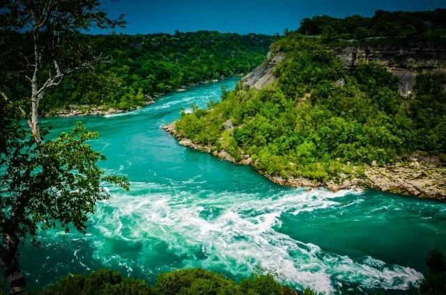 Niagara Whirlpool - Niagara Falls, ON